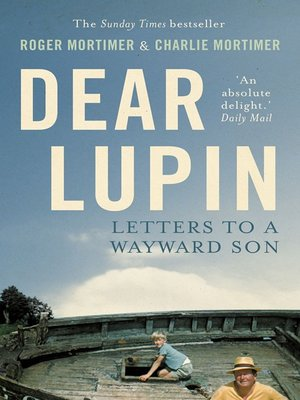 cover image of Dear Lupin...