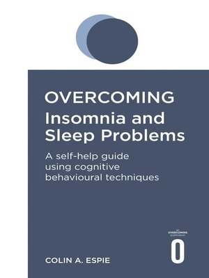 cover image of Overcoming Insomnia and Sleep Problems