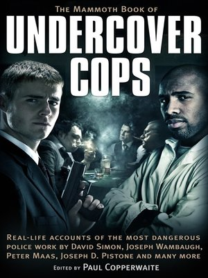 cover image of The Mammoth Book of Undercover Cops