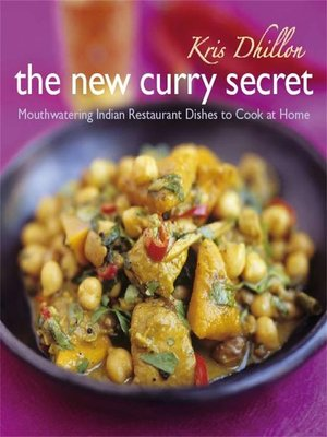 cover image of The New Curry Secret
