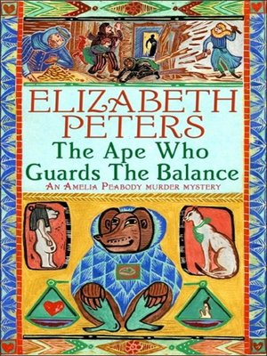 cover image of The Ape Who Guards the Balance