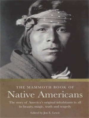 cover image of The Mammoth Book of Native Americans
