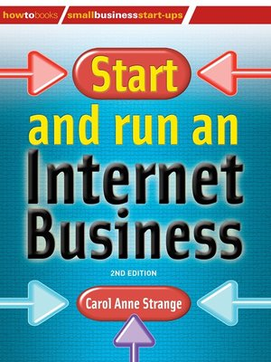 cover image of Start and Run an Internet Business