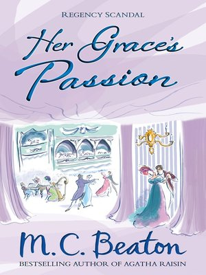 cover image of Her Grace's Passion