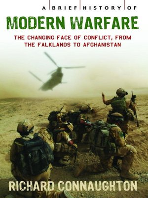 cover image of A Brief History of Modern Warfare