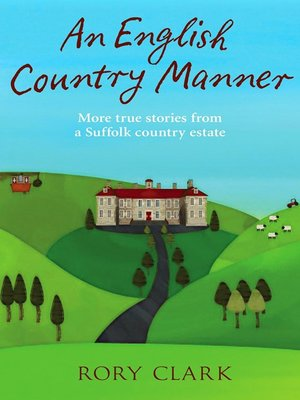 cover image of An English Country Manner