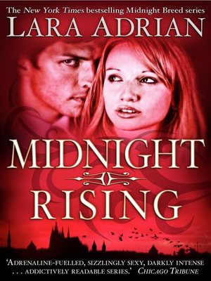 cover image of Midnight Rising