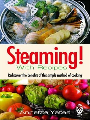 cover image of Steaming!