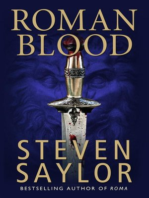 cover image of Roman Blood