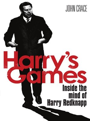 cover image of Harry's Games