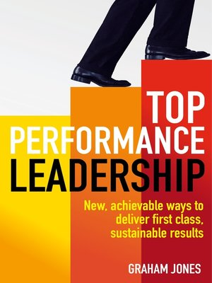 cover image of Top Performance Leadership