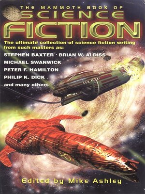 cover image of The Mammoth Book of Science Fiction