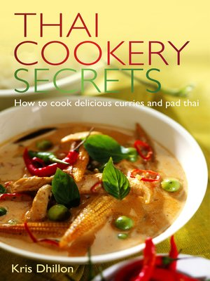 cover image of Thai Cookery Secrets