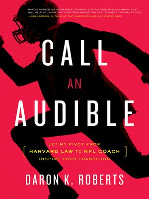 cover image of Call an Audible