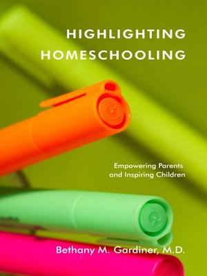cover image of Highlighting Homeschooling