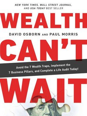 Wealth Can't Wait