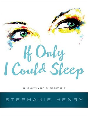 cover image of If Only I Could Sleep