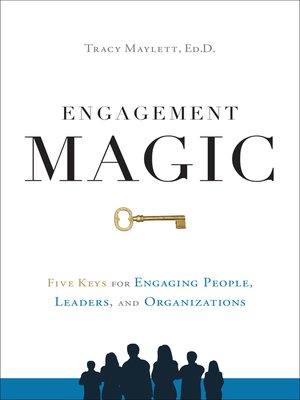 cover image of ENGAGEMENT MAGIC