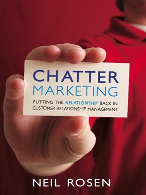 cover image of Chatter Marketing