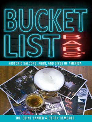 cover image of Bucket List Bars