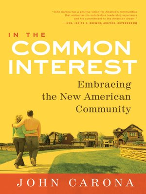 cover image of In the Common Interest