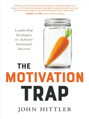 cover image of The Motivation Trap