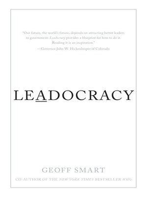 cover image of Leadocracy