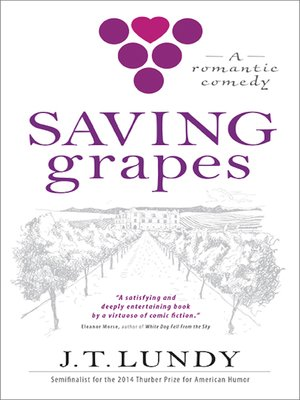 cover image of Saving Grapes