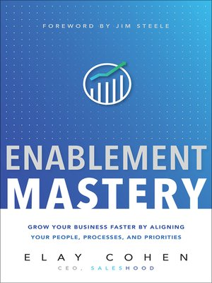 cover image of Enablement Mastery