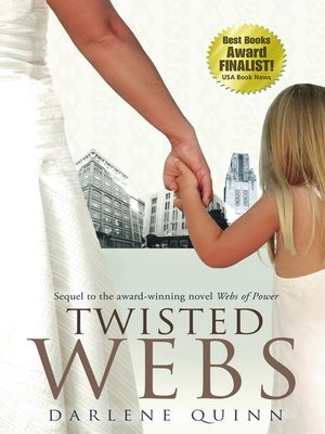 cover image of Twisted Webs