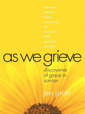 cover image of As We Grieve