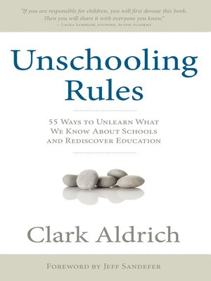 cover image of Unschooling Rules
