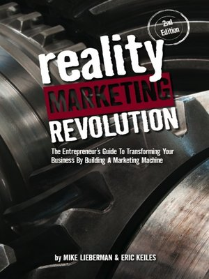 cover image of Reality Marketing Revolution
