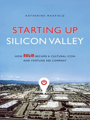 cover image of Starting Up Silicon Valley