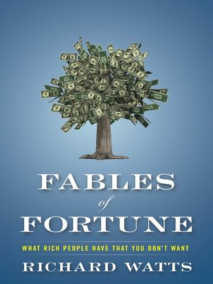 cover image of Fables of Fortune