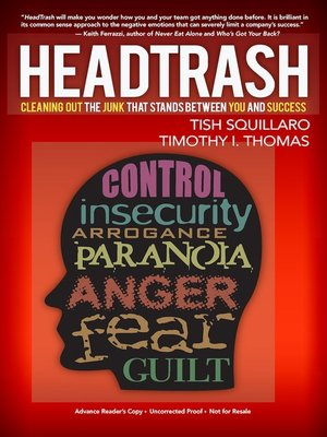 cover image of HeadTrash