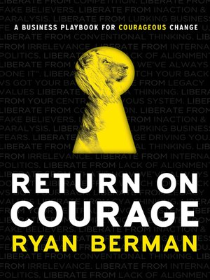 cover image of Return on Courage