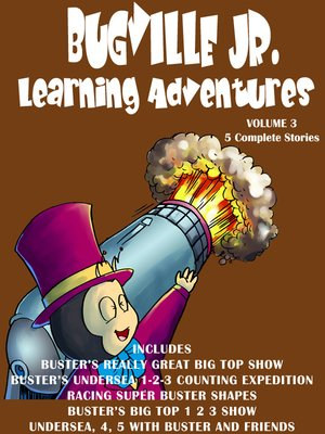 cover image of Bugville Jr. Learning Adventures Collection #3