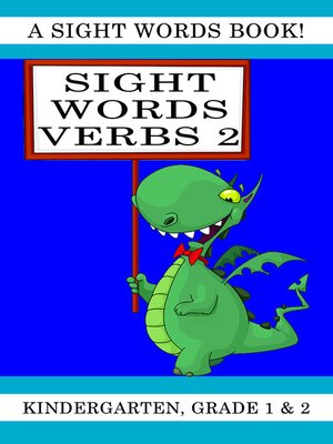 cover image of Sight Words Verbs 2