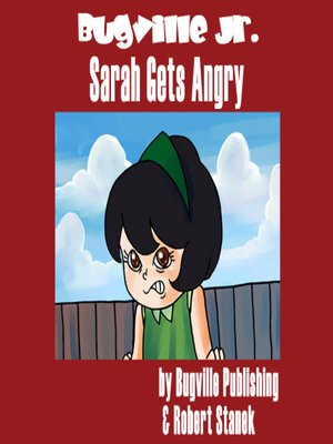 cover image of Sarah Gets Angry