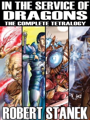 cover image of In the Service of Dragons: Complete Tetralogy