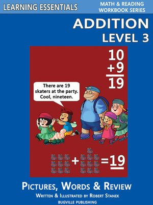 cover image of Addition Level 3