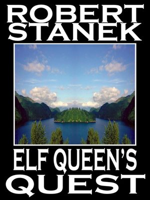 cover image of Elf Queen's Quest