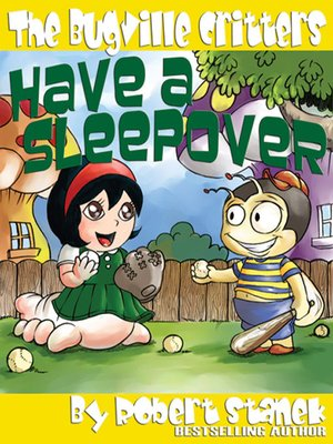 cover image of Have a Sleepover
