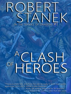 cover image of A Clash of Heroes
