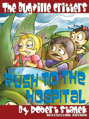 cover image of Rush to the Hospital