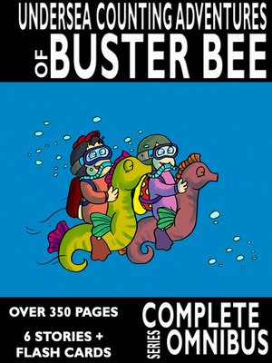 cover image of Complete Undersea Counting Adventures of Buster Bee