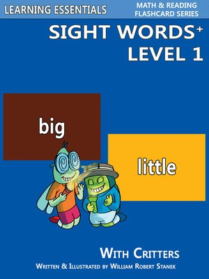 cover image of Sight Words Plus Level 1