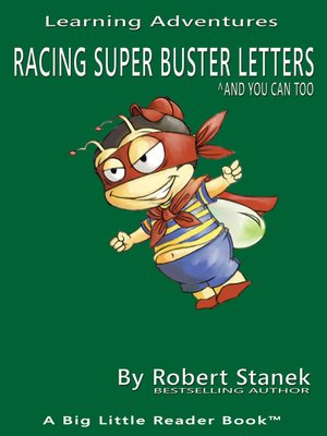 cover image of Racing Super Buster Letters and You Can Too