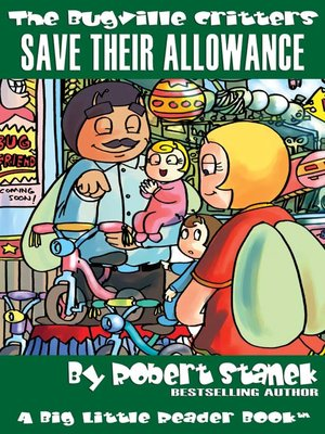 cover image of Save Their Allowance